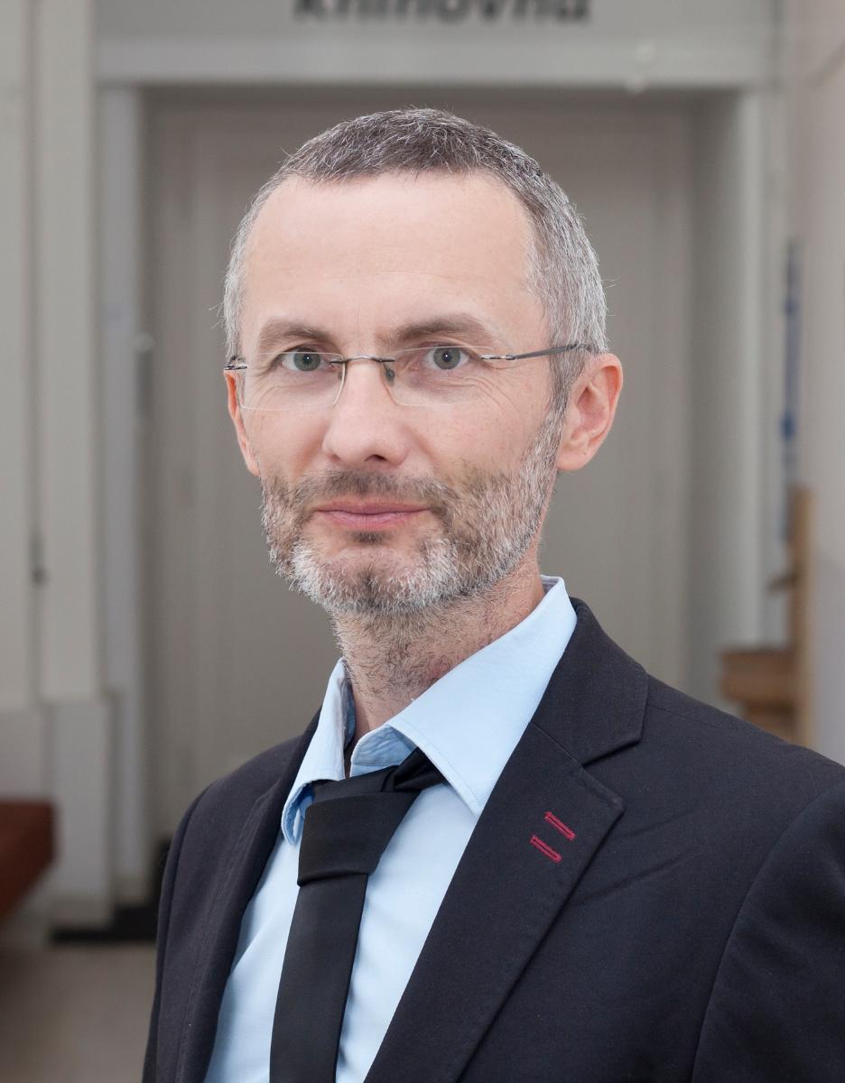 doc. Mgr. et Mgr. Jaroslav Franc, Th.D.
