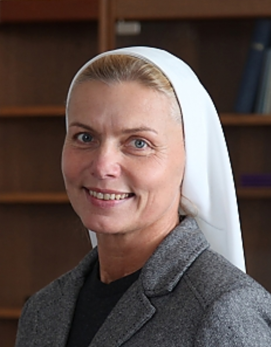 Mgr. Marta Cincialová, Th.D.