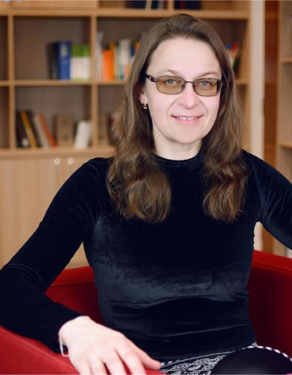 ThLic. Mgr. Monika Menke, Th.D.
